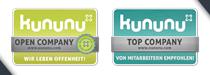 Open und Top Company Logo